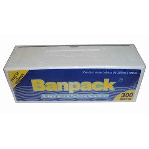 BOBINA RES PVC BAND 38CMX300M COMPL C/SE